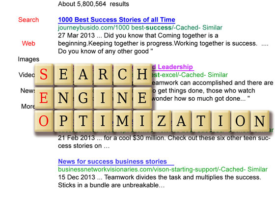 SEO - Search Engine Optimization: What mattters most