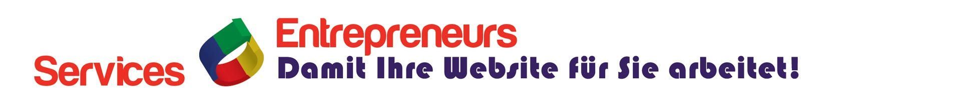 Services-Entrepreneurs Webdesign